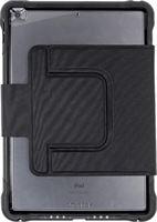OtterBox Unlimited Folio + Screenprotector voor Apple iPad 7e & 8e generatie - Zwart
