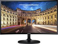 Samsung Curved Full HD Monitor 27 inch CF390