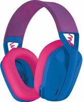 Logitech G435 Draadloze Gaming Headset - Blauw