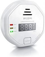 Brandson 518861841 koolmonoxidemelder CO-alarm