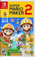 Nintendo Super Mario Maker 2 FR Switch