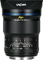 Laowa Argus 33mm f/0.95 CF APO- Canon EOS-M