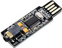 Kaxofang PCM2704 USB Audio Sound Card DAC Decoder Board Free Drive for PC Laptop