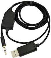 Vrttlkkfe voor Astro A10 A40 Gaming Headset USB Analoge 7.1 Geluidskaart Audio Kabel