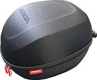 Alpina Unisex Volwassenen Ski Helm Hard Case Skihelm Box, Zwart, One Size
