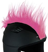 Red Hot Ski Helm Cover Punk, Pink, 3133