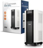 Primaviera Deluxe Mobiele Airconditioner - 9000 BTU - Wit/Zwart
