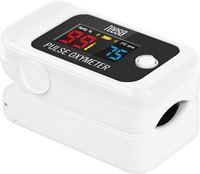 Teesa TSA8071 Saturatiemeter   vinger pulse oxymeter   met hartslagmeter   Bluetooth en LCD scherm