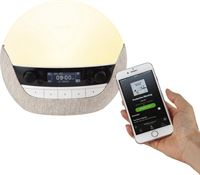 Lumie Bodyclock Luxe 700FM - Wake-up light - FM radio/Bluetooth - Beige
