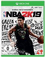 2K Games NBA 2K19 Standard Edition [Xbox One]
