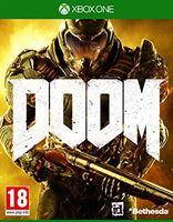 Bethesda Doom Xbox One Game