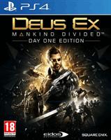 Square Enix Deus Ex: Mankind Divided Day One Edition, PS4 Dag één Frans PlayStation 4