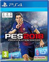 Konami Pro Evolution Soccer 2018 (Ps4)