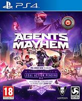 Koch Media Agents Of Mayhem - Retail Edition