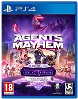 Deep Silver Agents Of Mayhem: Day One Edition (Ps4)
