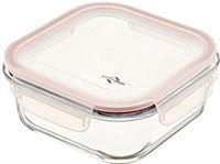 Küchenprofi Lunchbox-1001803512 lunchbox, glas, transparant, één maat