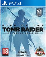 Koch Media Rise Of The Tomb Raider 20 Year Celebration Jeu PS4