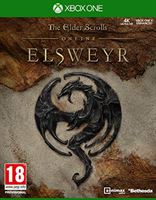 Bethesda The Elder Scrolls Online Elsweyr Xbox One Game
