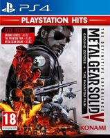 Konami Metal Gear Solid 5: The Definitive Experience - Playstation Hits - PS4
