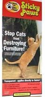 Sticky Paws Bescherming tegen krab schade van katten