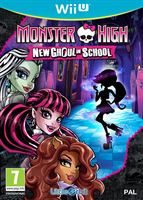 NX Monster High: Une Nouvelle Eleve A High (Nintendo Wii)