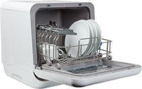Medion Minivaatwasser MD 37217   voor 2 couverts   6 reinigingsprogramma's   starttijdvoorkeuze