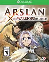 Tecmo Koei Arslan: The Warriors of Legend Basis Frans Xbox One