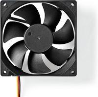 Nedis Computerventilator| DC | 92 mm | 3-Pin | Stil