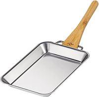 Küchenprofi 1066712800 Grillpannetje AUSTIN BBQ, roestvrij staal
