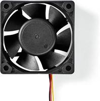 Nedis Computerventilator| DC | 60 mm | 3-Pins | Stil