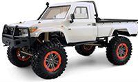 AMEWI 22434 AMXRock RCX10P Scale Crawler Pick-Up 1:10, RTR, wit