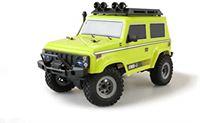 AMEWI 22419 geel AMXRock Crawler AM24 4WD 1:24 RTR
