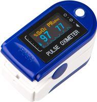 Contec CMS50D saturatiemeter, pulse oximeter, hartslagmeter van