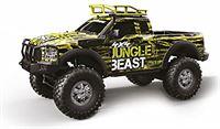 AMEWI 22530 Dirt Climbing Beast Pick-Up Crawler 4WD 1:10 RTR incl. afstandsbediening, accu en laadkabel, zwart-groen