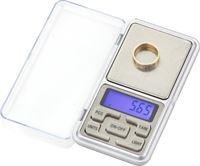 Heble Precisie Mini Weegschaal - Zakweegschaal - Keukenweegschaal 0,01gr / 200gr nauwkeurig - DisQounts