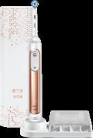 Oral-B Genius X 20000N Elektrische Tandenborstel Roségoud Powered By Braun