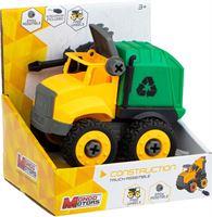 Mondo Vrachtwagen monteren