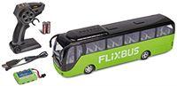 Carson 500907342 Flixbus 2,4 GHz 100% rijklaar, speelgoedbus, speelgoedauto, op afstand bestuurde auto, voor kinderen vanaf 8 jaar, rijtijd ca. 60 min, kleurrijk