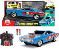 Jada Toys RC Dodge Charger 1970 1:16