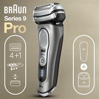 Braun Series 9 Pro Braun Series 9 Pro 9465cc Elektrisch Scheerapparaat, Wet & Dry, Met SmartCare Center