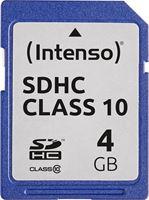 Intenso 4GB SDHC