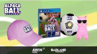 BadLand Publishing Alpaca Ball Allstars