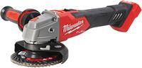 Milwaukee M18 FSAGV125XB-0X 18V Li-ion accu Haakse slijper body in HD box - 125mm - koolborstelloos